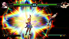 The King of Fighters XIII gameplay #1