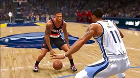 NBA Live 14 zwiastun rozgrywki #2