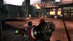 Captain America: Super Soldier zwiastun na premierę #4