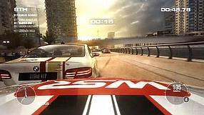GRID 2 wyścig w Dubaju