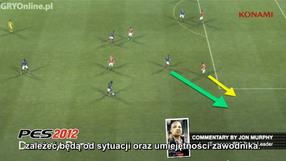 Pro Evolution Soccer 2012 markowane biegi (PL)