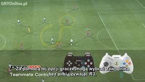Pro Evolution Soccer 2012 ręczne kontrolowanie (PL)