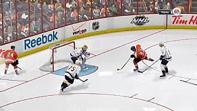 NHL 13 pierwszy gameplay