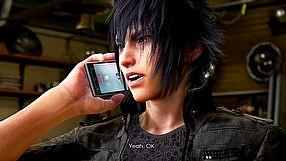 Tekken 7 Noctis z Final Fantasy XV