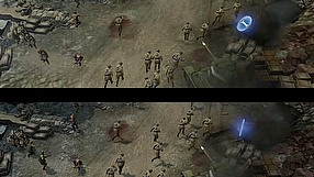 Company of Heroes 2 porównanie ustawień graficznych na PC