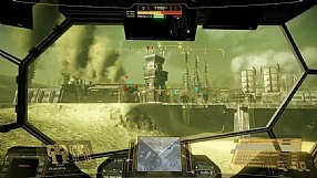 MechWarrior Online Caustic Valley