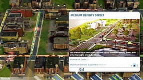 SimCity tutorial video #1 - drogi