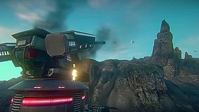 PlanetSide 2 Devil Dogs trailer