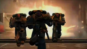 Warhammer 40,000: Space Marine Cinematic Trailer