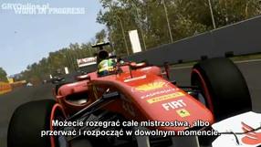 F1 2011 kulisy produkcji #3 (PL)