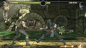Mortal Kombat Vita Gameplay #1