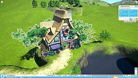 Planet Coaster: Console Edition gamescom 2016 - trailer - budowanie