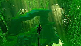 Abzu rozgrywka z komentarzem - najpiękniejsza woda na PlayStation