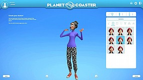 Planet Coaster: Console Edition gamescom 2016 - trailer - personalizacja postaci