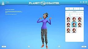 Planet Coaster: Console Edition gamescom 2016 - trailer - personalizacja postaci