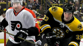 NHL 12 Net Battles