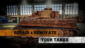 Tank Mechanic Simulator zwiastun #1