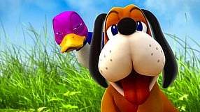 Super Smash Bros. Duck Hunt Dog trailer