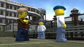 LEGO City: Tajny Agent trailer WiiU