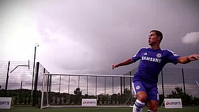 FIFA 15 Eden Hazard - triki