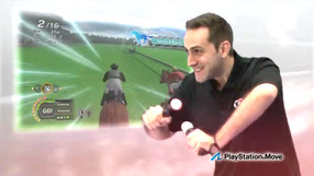 Champion Jockey: G1 Jockey & Gallop Racer Move Trailer
