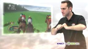 Champion Jockey: G1 Jockey & Gallop Racer Kinect Trailer