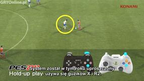 Pro Evolution Soccer 2012 wstrzymywanie gry (PL)