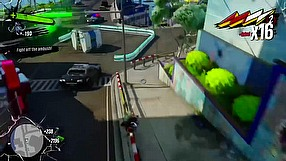 Sunset Overdrive multiplayer gameplay