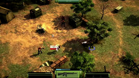 Jagged Alliance Online gamescom 2011