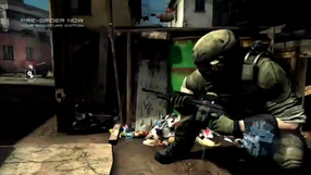 Tom Clancy's Ghost Recon: Future Soldier gamescom 2011 multiplayer (PL)