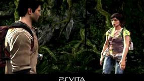 Uncharted: Złota Otchłań gamescom 2011