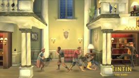 Przygody Tintina: Gra Komputerowa gamescom 2011