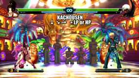 The King of Fighters XIII gamescom 2011