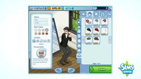The Sims Social gamescom 2011