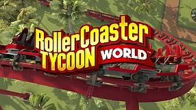RollerCoaster Tycoon World kulisy produkcji #1