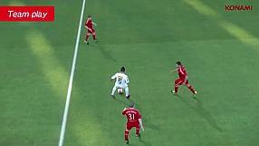 Pro Evolution Soccer 2014 prezentacja zmian w grze