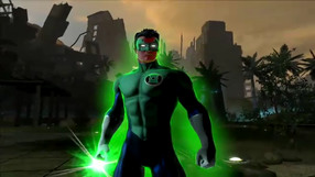 DC Universe Online gamescom 2011 Green Lantern DLC