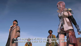 Final Fantasy XIII-2 trailer #2