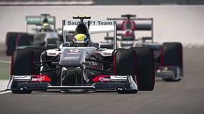 F1 2013 zwiastun na premierę