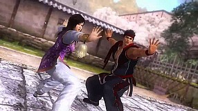 Dead or Alive 5 Tag Team Action
