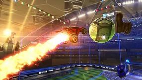 Rocket League tryb Rumble