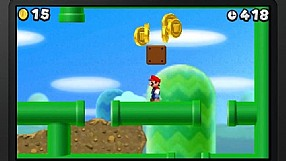 New Super Mario Bros. 2 Coins trailer