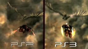 God of War: Origins Collection PSP vs PS3