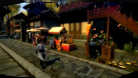 Age of Wushu gamescom 2011