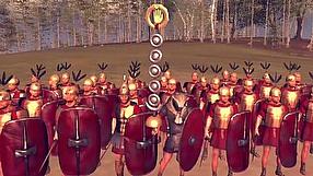 Total War: Rome II porównanie ustawień graficznych na PC
