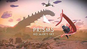 No Man's Sky zwiastun aktualizacji Prisms