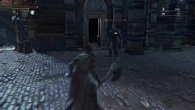 Bloodborne Przerwanie ataku i egzekucja