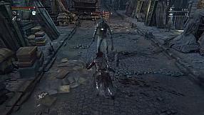 Bloodborne Atak z wyskoku