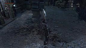 Bloodborne Płynna transformacja broni