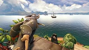 Disney Infinity sceneria - Piraci z Karaibów